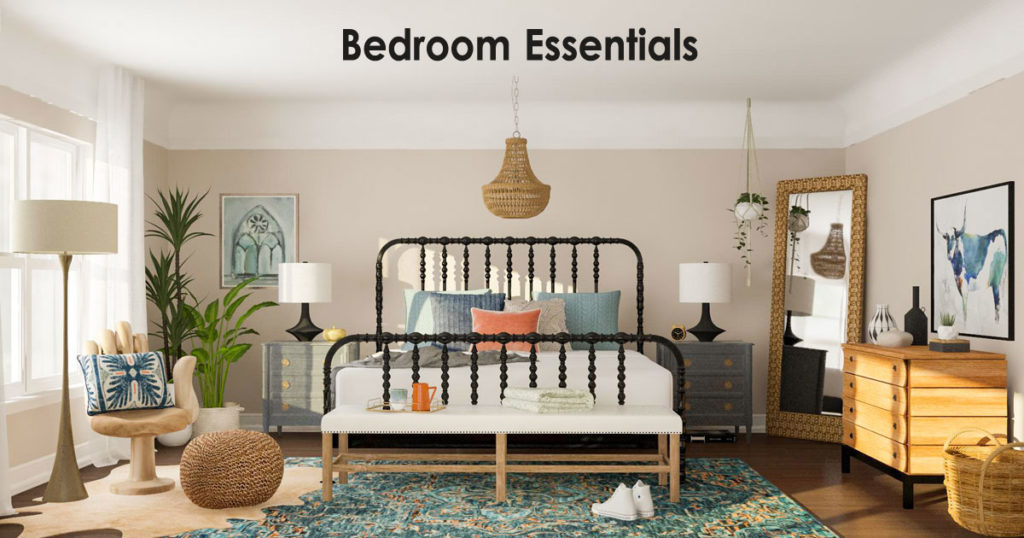 Bedroom Essentials Image