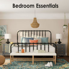 Some Must Have Bedroom Things – Lights, Ceiling Fans and More